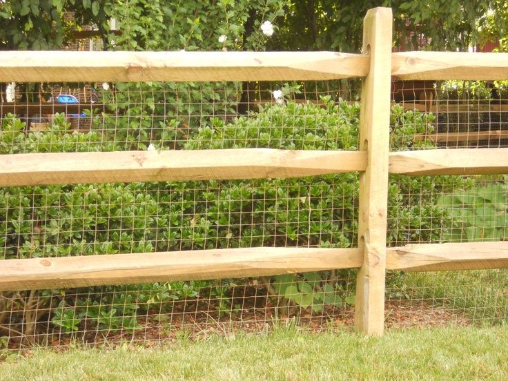 split rail fence against house Google Search When we have a