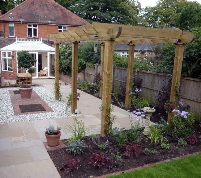 Garden Design Gallery For Berkshire Hampshire Oxfordshire And Wiltshire Uk Andrea Newill Garden Des Amenagement Jardin Jardin Etroit Design De Petit Jardin