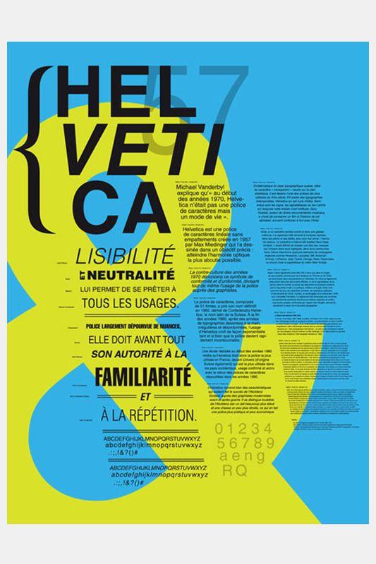 Galerie / 16 affiches typos des étudiants de Penninghen / étapes: design & culture visuelle