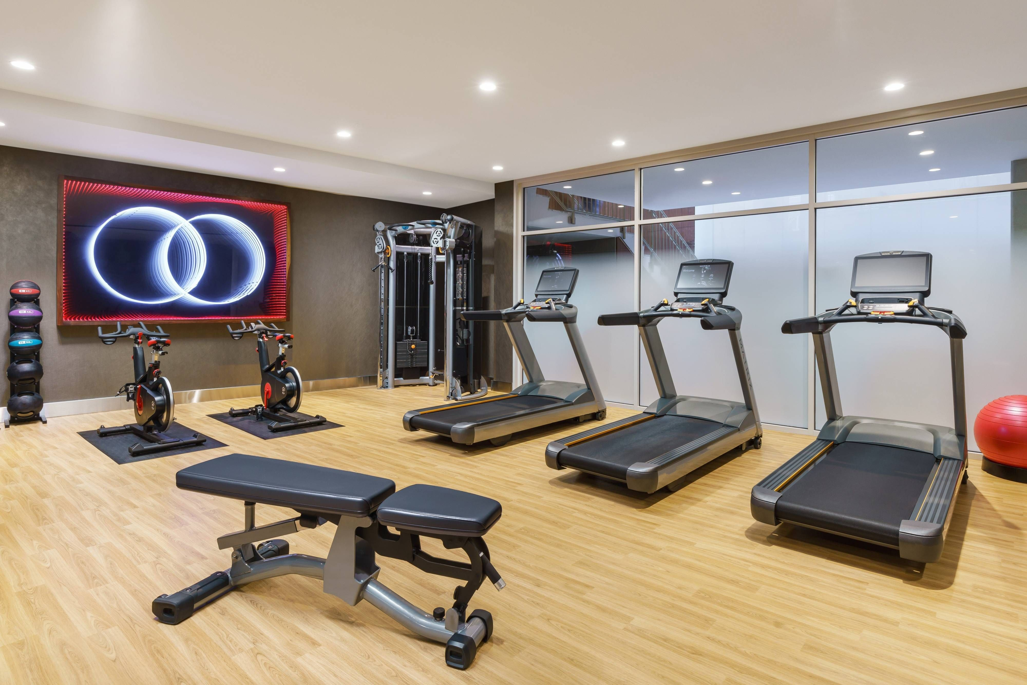 Ac Hotel New York Times Square Ac Fitness Center Comfort Hotels Holidays Hotel Ac Hotel Ny Hotel