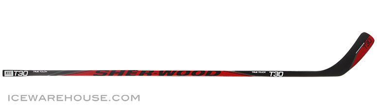 Byte XR450 HOCKEY STICK RED