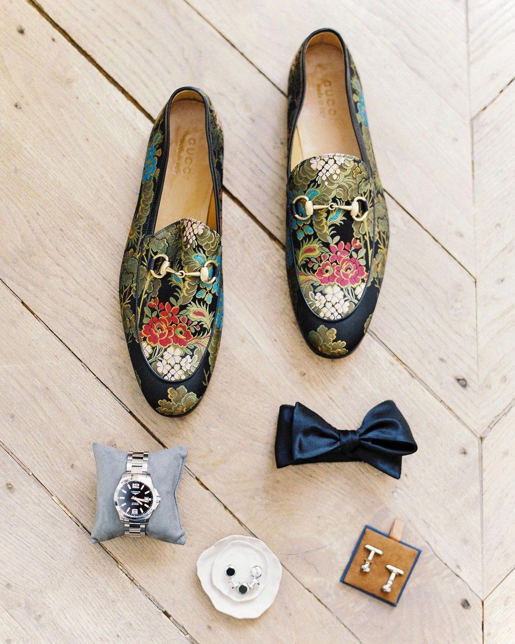 A Worldly Wedding at a Glamorous Estate in Charette-Varennes, France | Martha Stewart Weddings