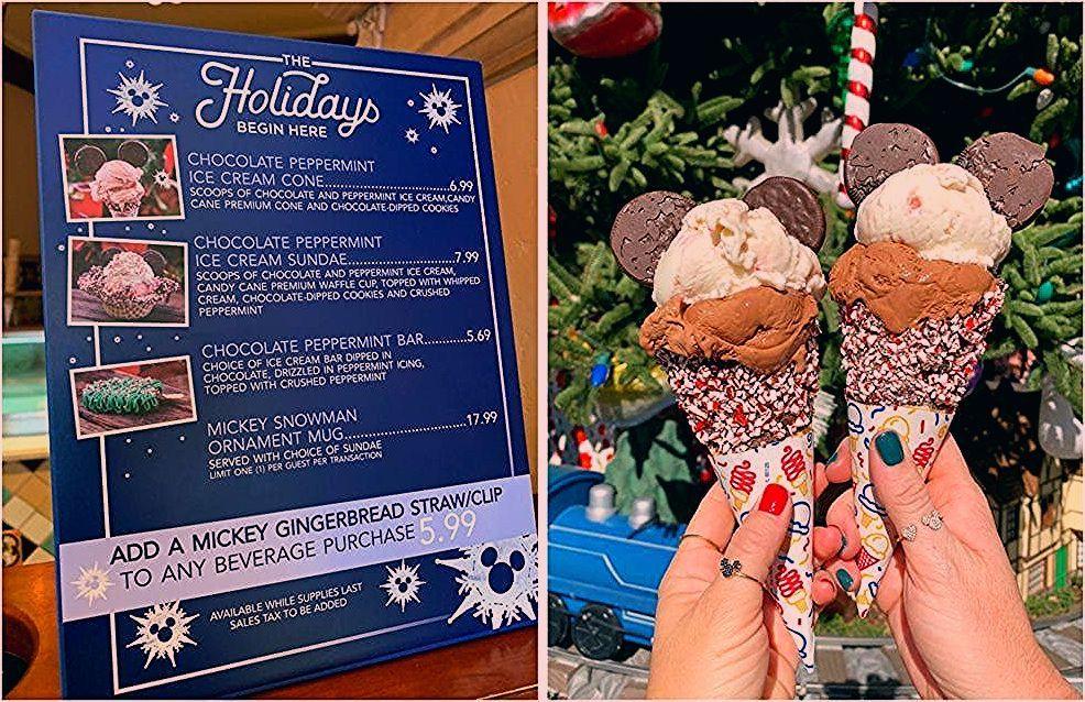 Photo of Best Disneyland Food Holidays 2018