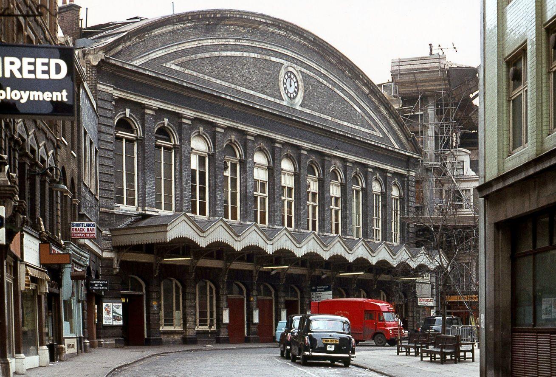 Fenchurch Street Station 1973