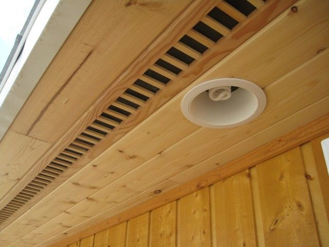 Wood Soffit Vents Whitehaven Wood Products Continuous Soffit Vents Handcrafted In Canada Soffit Ideas Kitchen Soffit Roof Soffits