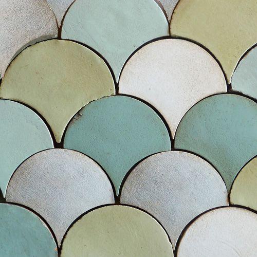 meerjungfrau fliesen terracotta in zarten farben interior pinterest fliesen. Black Bedroom Furniture Sets. Home Design Ideas