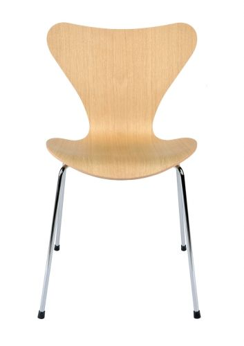 chaise serie 7 - location chaise design - arne jacobsen - vachon ... - Chaise Serie 7
