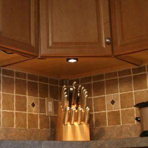 Battery Kitchen Lights Under Cabinet