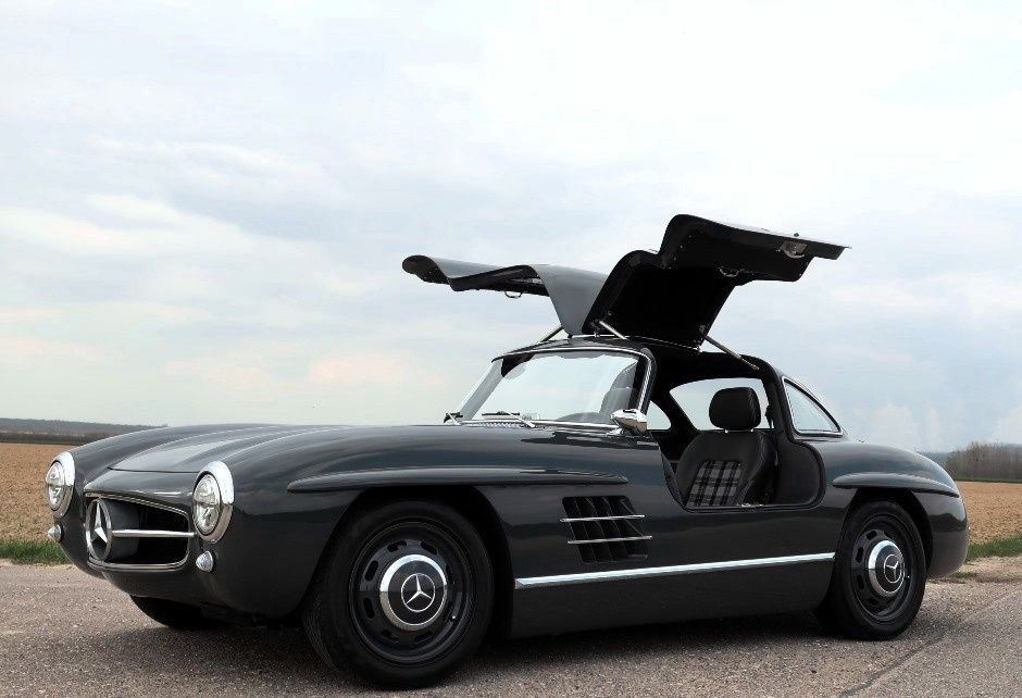 This Mercedes Benz 300sl Gullwing Isn T What It Appears To Be