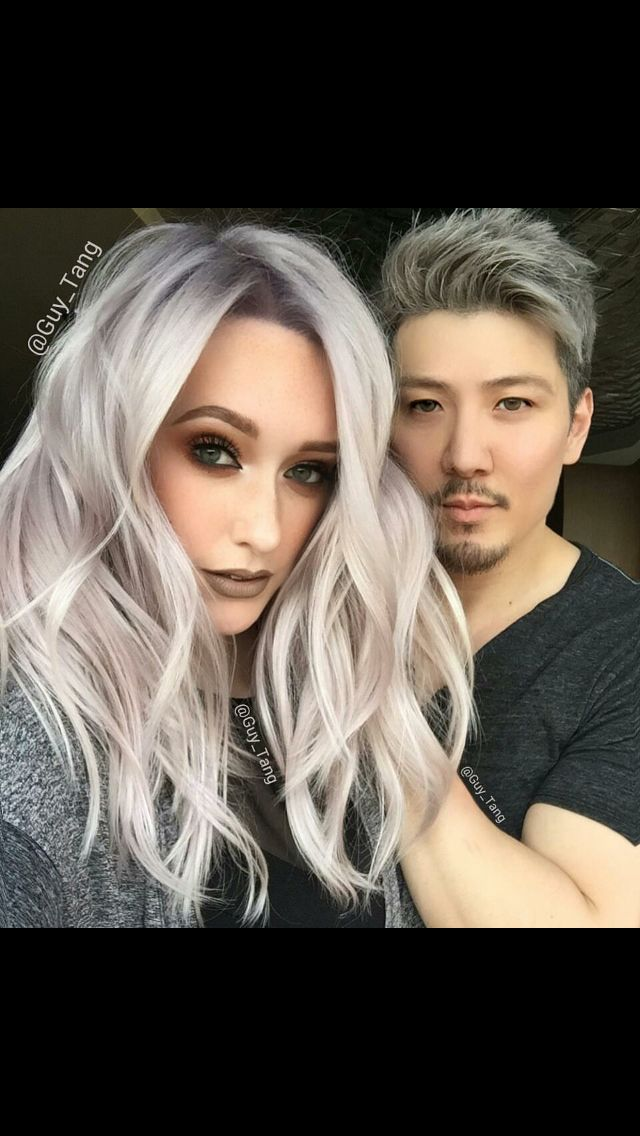 How To Get Maintain Silver Gray Lavender Hair Olaplex Toners More You