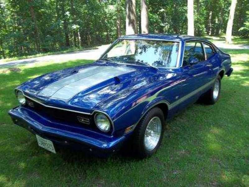1974 Ford Maverick Grabber High Performance 302 V8 Ford Maverick