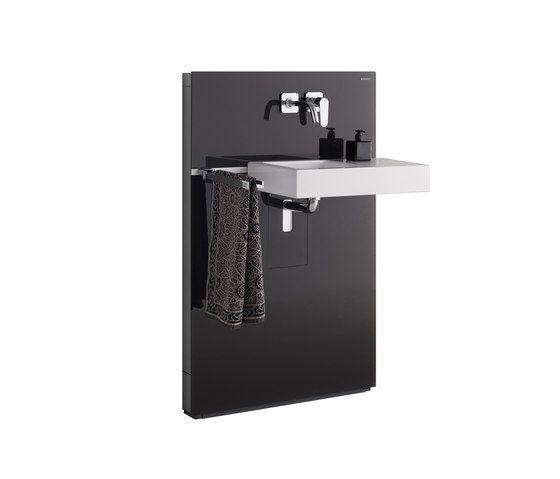 geberit monolith f r den waschtisch von geberit waschtischarmaturen koupelny pinterest. Black Bedroom Furniture Sets. Home Design Ideas