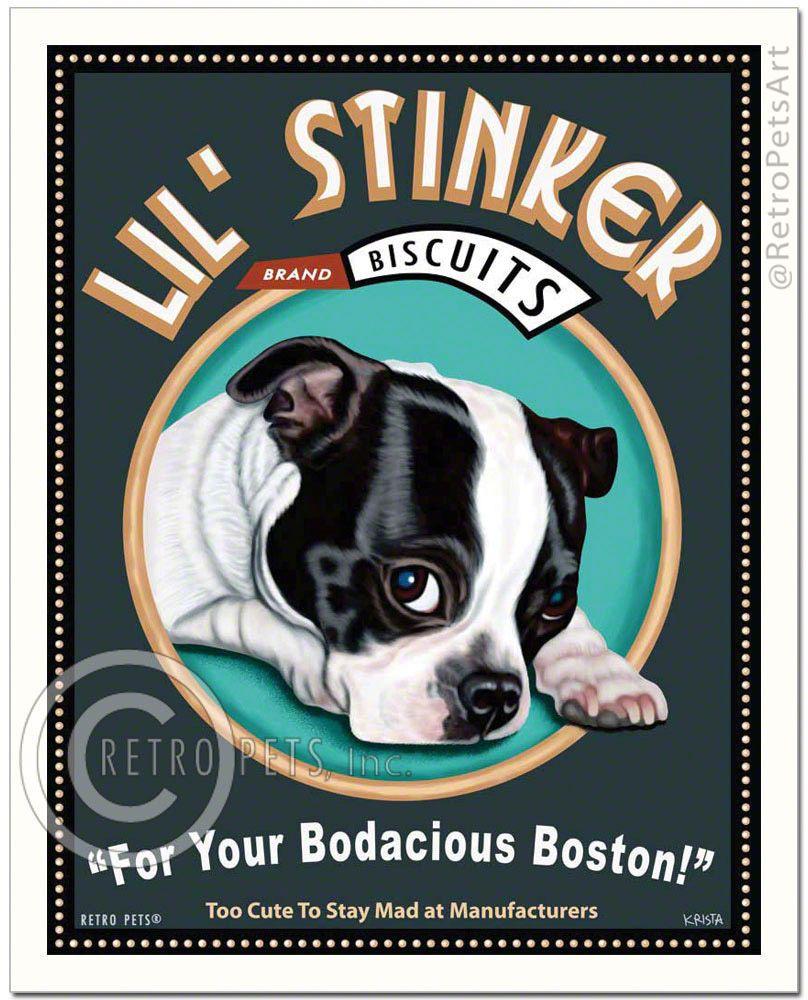 http://retropets.com/art/boston-terrier/lil-stinker-biscuits-boston-terrier-bw