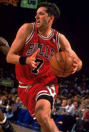 Chicago Bulls - Toni Kukoč : 1993-2000