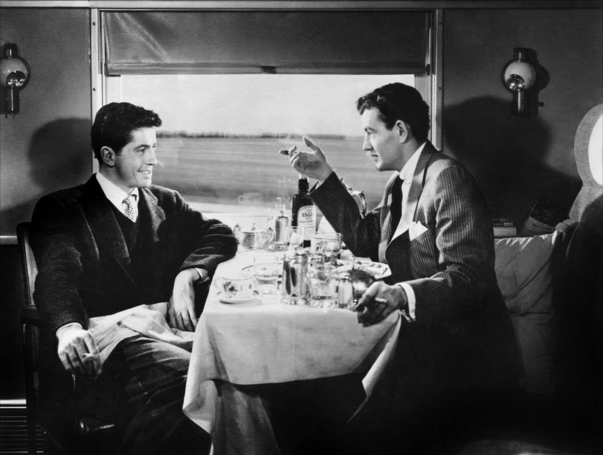 Daftar 20 Film Terbaik Dunia Tahun 50an Train movie, 10