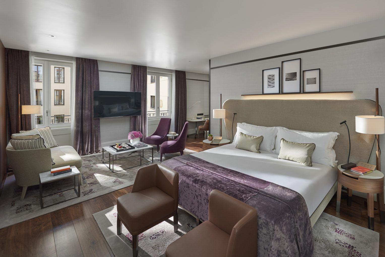5 Star Hotel Luxury Suite Mandarin Oriental Milan Luxury