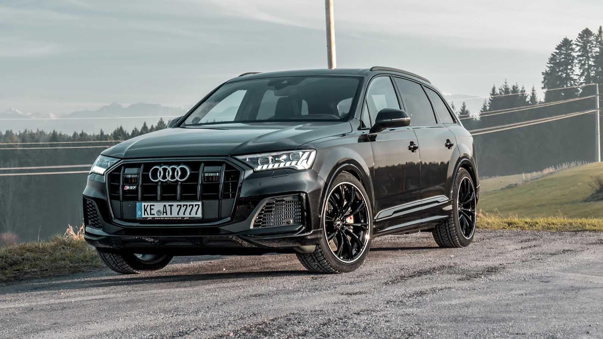 2020 Audi Sq7 By Abt Audi Audi Dealership Car