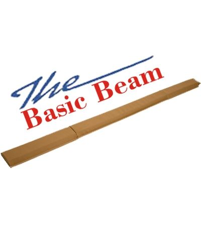 "Gym Suede Basic Beam 4""x108"""