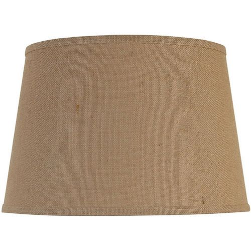 Lamp Shades At Walmart Mesmerizing Better Homes And Gardens Large Lamp Shade Burlap  Living Room Inspiration Design