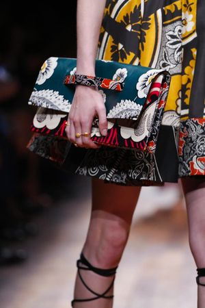 Valentino Ready To Wear Spring Summer 2015 Paris - NOWFASHION