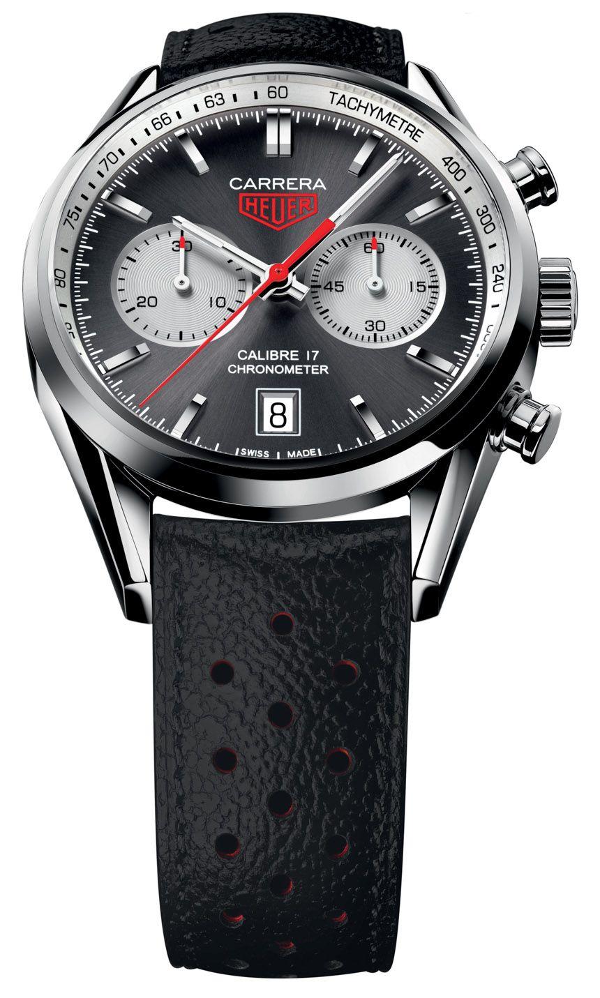 2da16208df1 TAG Heuer Carrera Calibre 17 Chronograph Boutique Special