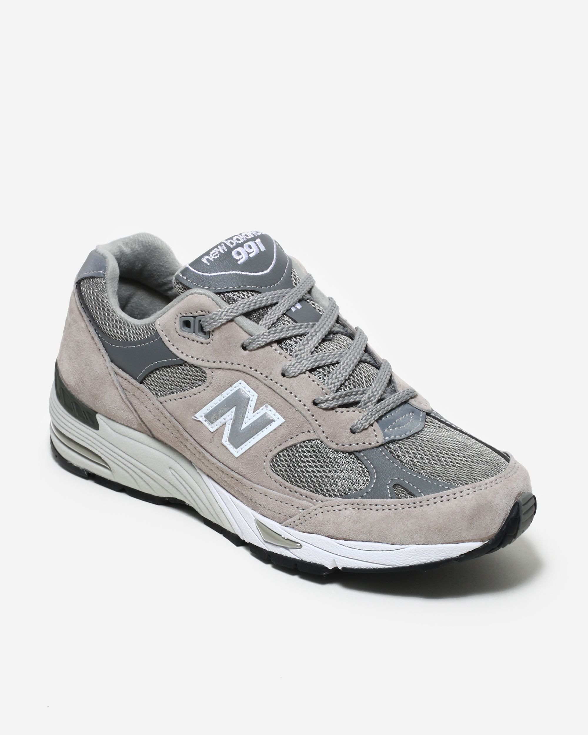 fa43cd0e845f9 Buy at Naked. Color: Grey. Article number: W991GL. Supplying girls with  sneakers since