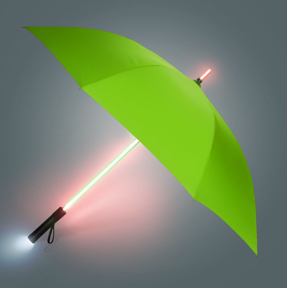 7 Color LED Light-Up Blade Runner/Lightsaber/Star Wars/ Green ...