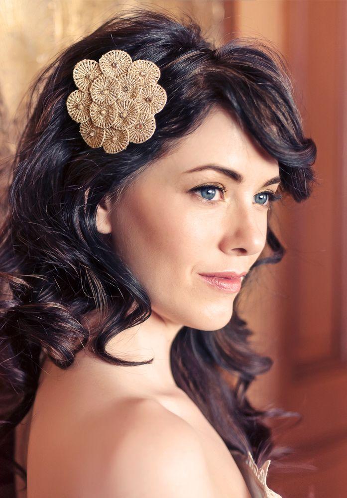 Multi Cubic Circles Headband