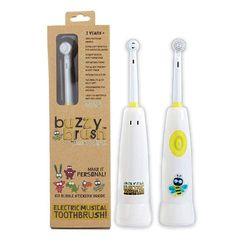 Jack N Jill Kids Buzzy Brush Musical Electric Toothbrush V2 Brushing Teeth Jack And Jill Electric Toothbrush