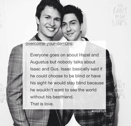 The Fault in Our Stars <3 - http://ift.tt/1HQJd81