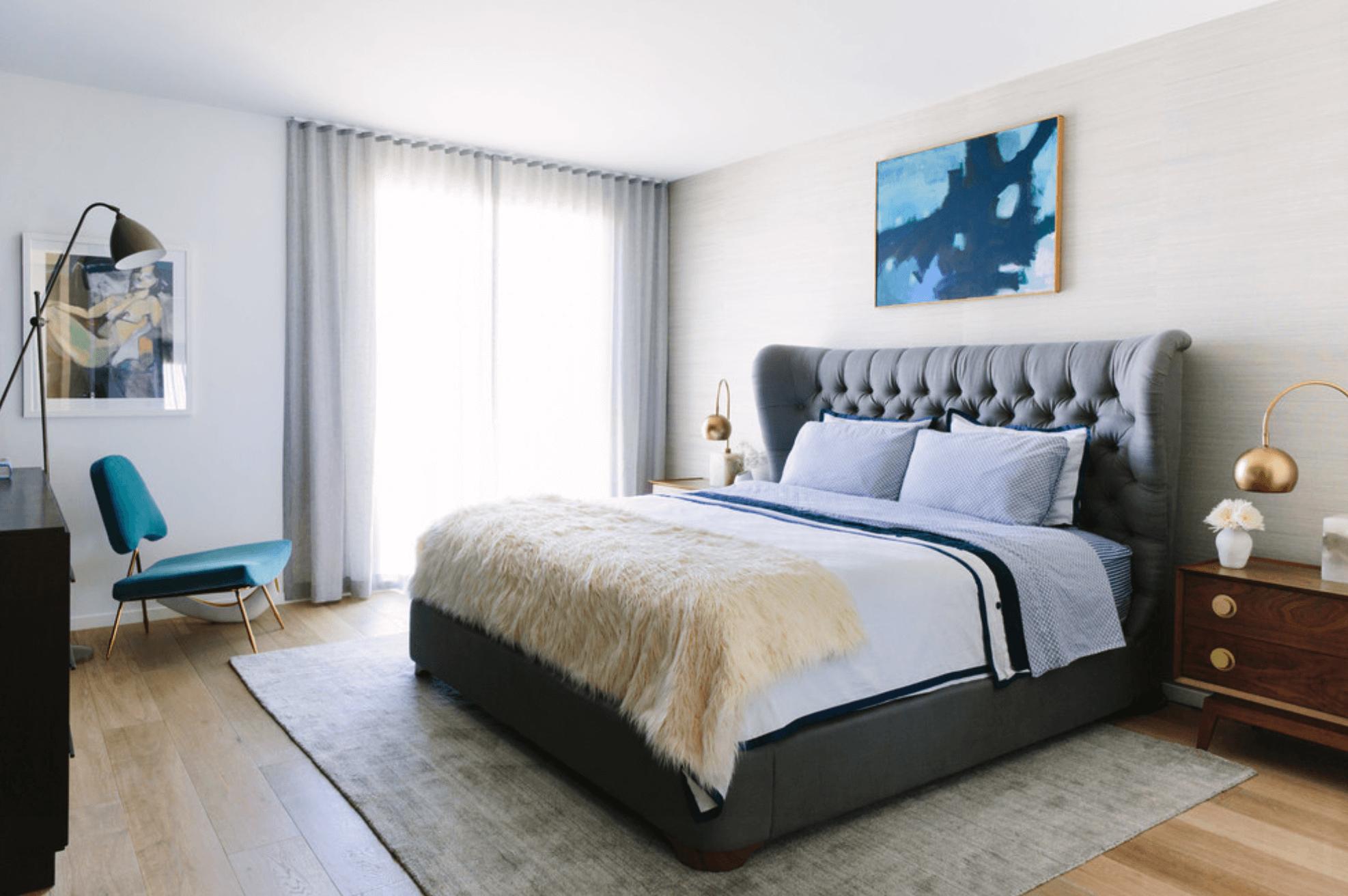Quarto De Casal Decorado Simples Casa Pinterest Quarto De  ~ Decoração De Quarto De Casal Simples E Bonito