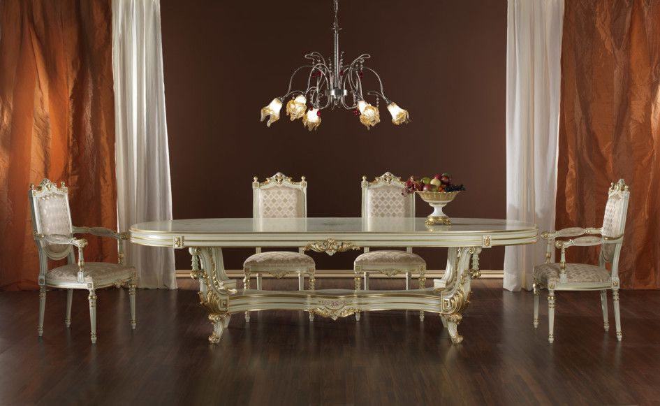 Dining Room Charming Color Wall Decor Ideas With Chandelier Lamp Also Elegant Modern