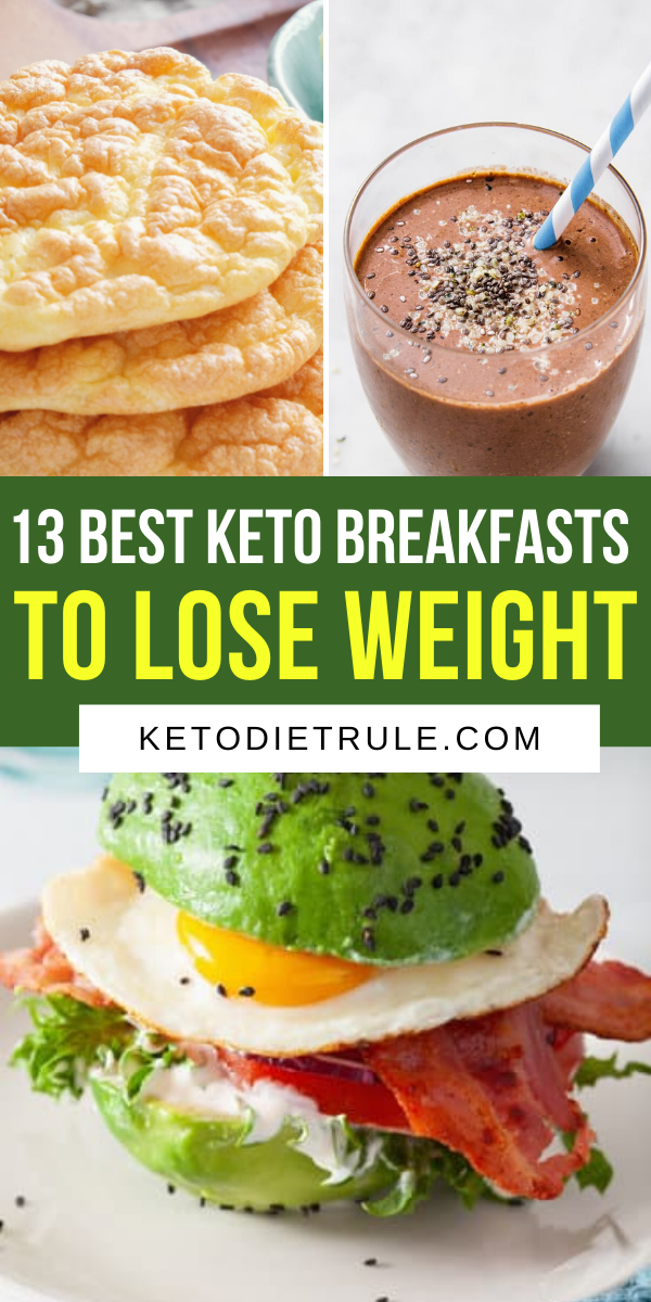 Photo of 13 Crazy Filling Keto Diet Frühstücksideen zum Abnehmen