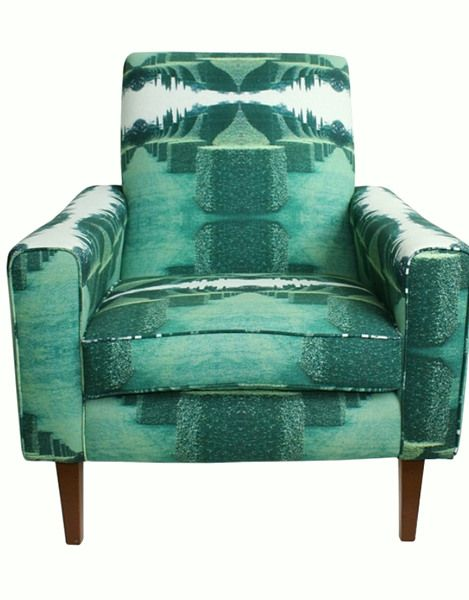 Emerald Green Accent Chair, Bring The Luxury Of Nature! , Donu0027t
