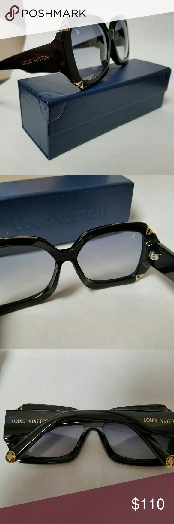 e380b2e44b Lightly Used Authentic Louis Vuitton Sunglasses. Super clean