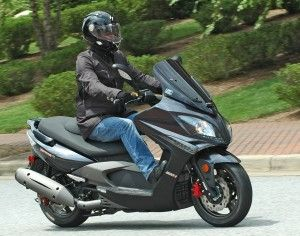 Kymco Unveils 2013 Scooters Scooter Biker Lifestyle Motorcycle