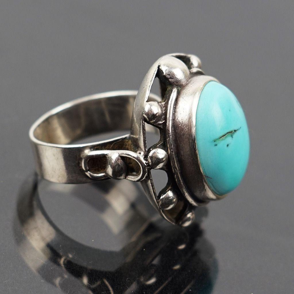 Pierscionek Turkus Orno Warszawa Cena 600 00 Zl Pruszkow Allegro Lokalnie Turquoise Bracelet Jewelry Gemstones