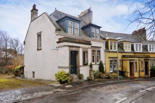 Glenisla Gardens A Very Quirky And Little Known Street Away From