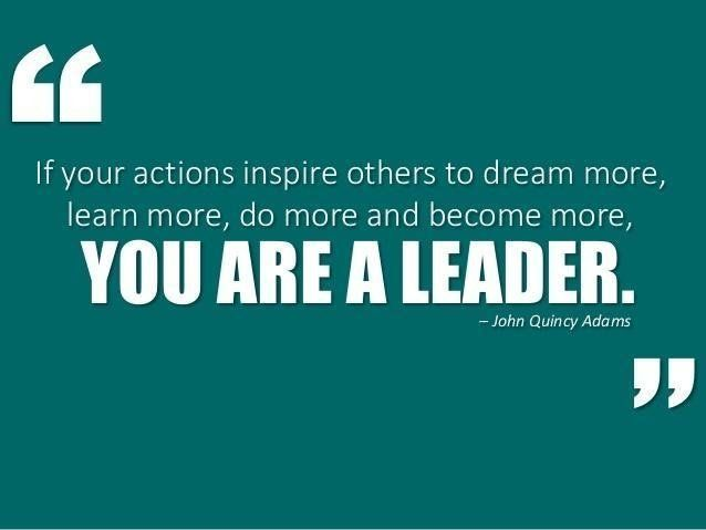 (20+) LinkedIn Motivational leadership quotes