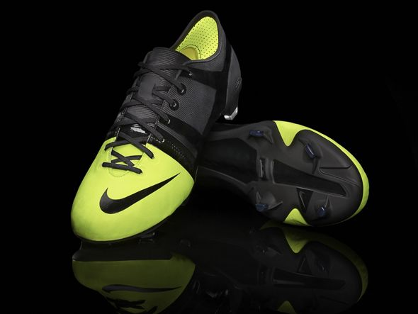 Brazilian Soccer Star Neymar Will Wear Cleats Made Of Beans And Water  Bottles At The Olympics · Nike GreenSoccer BootsNike ...
