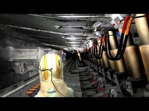 Virtual Reality Risk Assessment Training Module for Underground - risk assessment