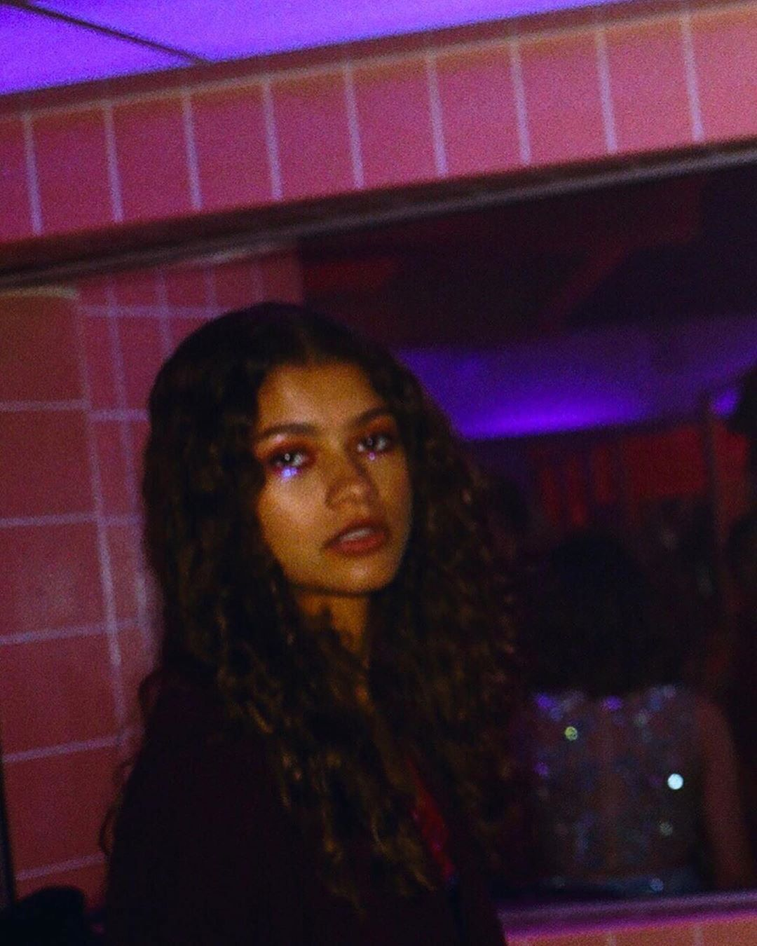All The Euphoria Makeup Looks From Season One What They Mean In