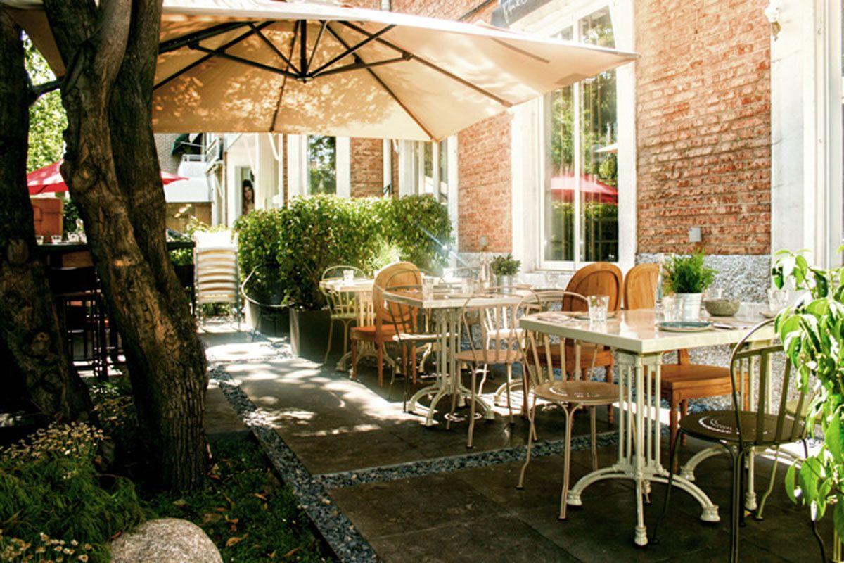 El jard n de pipa madrid restaurants pinterest for Bar restaurante el jardin zamora