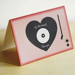 Free Printable Valentine Perfect For The Music Lover In Your Life Valentines Printables Free Valentines Cards Valentines Printables