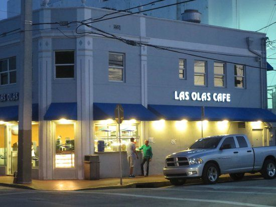 La Olas Cafe Miami The Cash Only Local Favorite For Cuban Delicacies South Beach