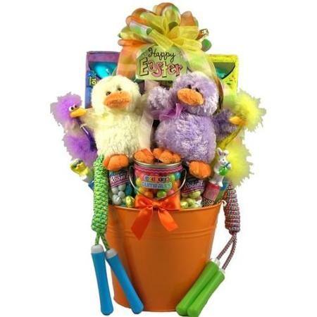 Gift basket village inc eapapa easter party pail easter basket gift basket village inc eapapa easter party pail easter basket for one or negle Gallery