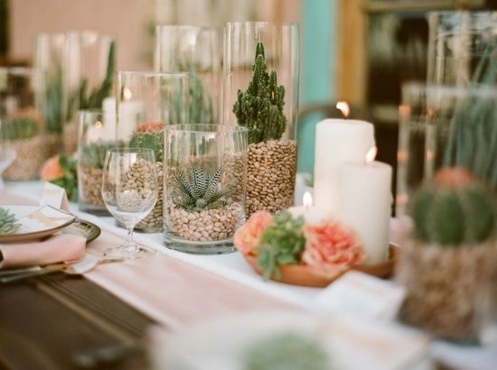 Seafoam Green And Coral Wedding