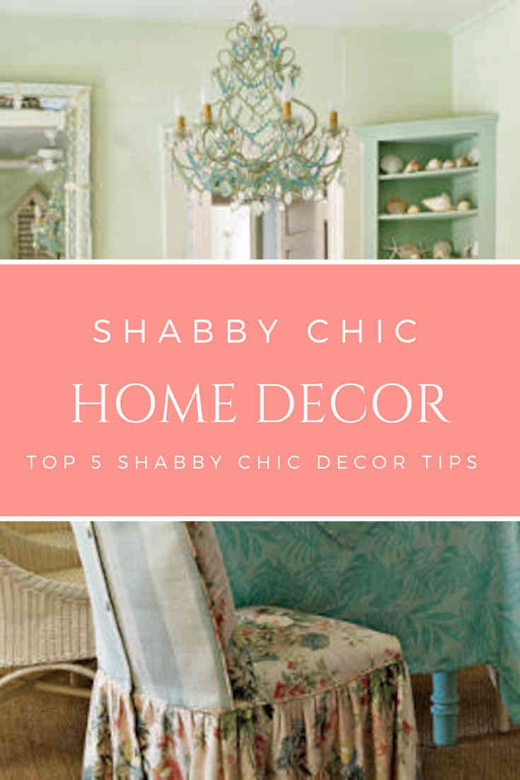 Show Your Family The Greatest Pride – Decorate Your Living Room Using Shabby Chic