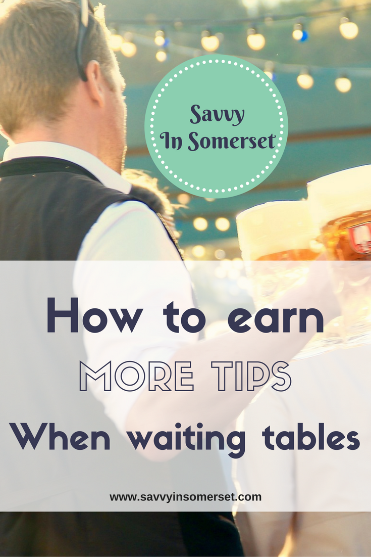 How to earn more tips