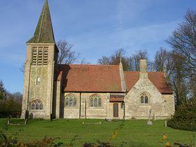 Kingsey - St nicholas Church Kingsey © n taylor